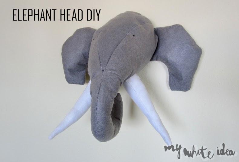 decoration, diy, and elephant image