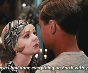 earth, everything, and the great gatsby image