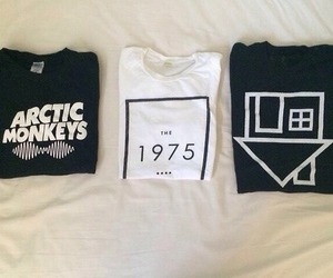 arctic monkeys, the 1975, and the neighbourhood image