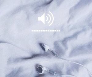 music, volume, and headphones image