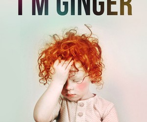 ginger, funny, and OMG image