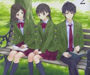 rdg, red data girl, and izumiko suzuhara image