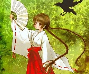 anime girl, kimono, and suzuhara izumiko image