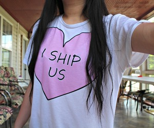 ship and love image