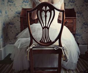 chair and dress image