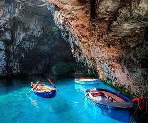 Greece, summer, and sea image