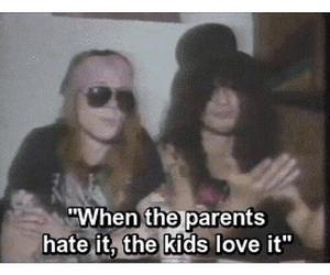 grunge, Guns N Roses, and slash image