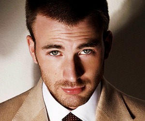 chris evans, boy, and sexy image
