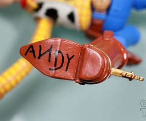 andy, toy story, and toys image