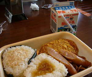 bento, food, and japan image
