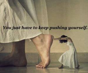 quote and push image
