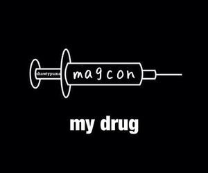 magcon, drug, and cameron dallas image