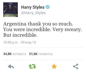 argentina, famous, and twitter image