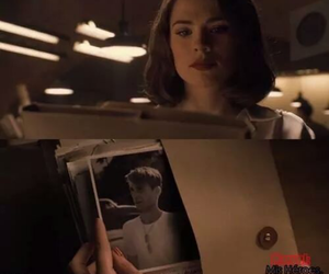 love them, steve rogers, and peggy carter image