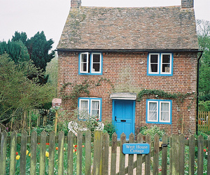 cottage and house image