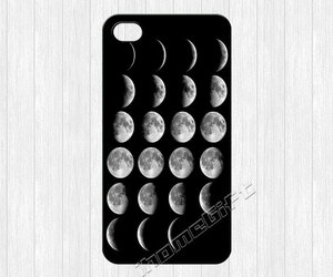 more styles and moon phases iphone 4 case image