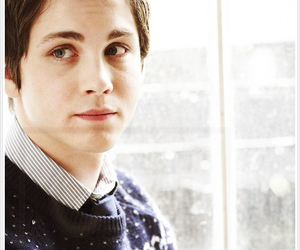 sexy, logan lerman, and perfect boy image