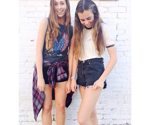 best friend, friendship, and girl image