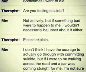 depression, suicide, and self-loath image