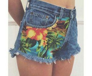 fashion, shorts, and summer image