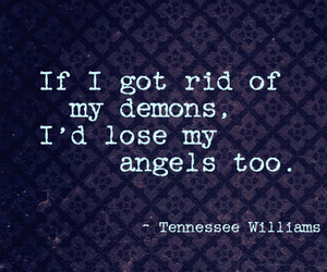 angels and demon image