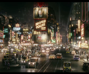 Baz Luhrmann, the great gatsby, and times square image