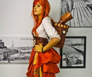 cosplay, steampunk, and adventure time image