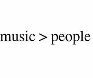 music, people, and life image