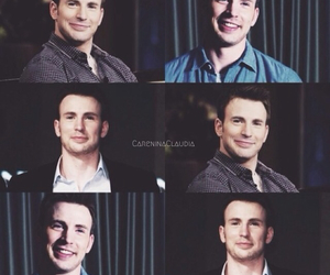 america, captain, and chris evans image