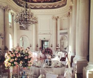 luxury, flowers, and wedding image