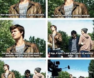 isaac, the fault in our stars, and Shailene Woodley image