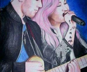 demi, nick, and perfect image