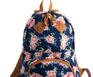 backpack, fashion, and bag image