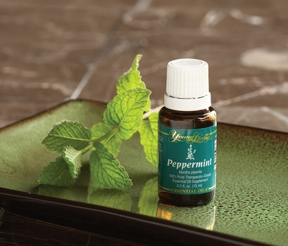 peppermint essential oil image