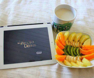 fruit, the vampire diaries, and tvd image