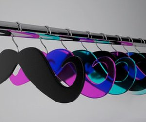 colours, purple, and mustasche image