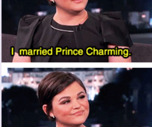charming, interview, and married image