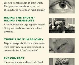 Liars and lies image