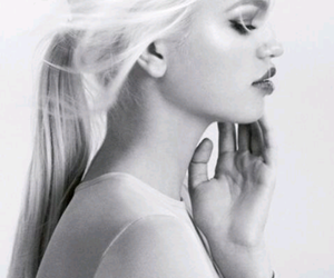 black&white, blond, and daphne groeneveld image