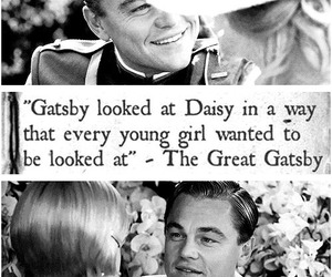 love, the great gatsby, and gatsby image