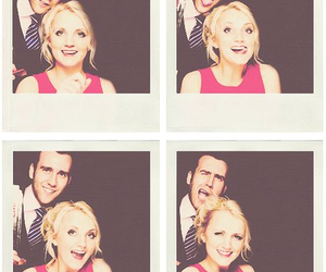 harry potter, evanna lynch, and Matthew Lewis image