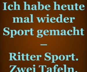 spruch, witzig, and funny image
