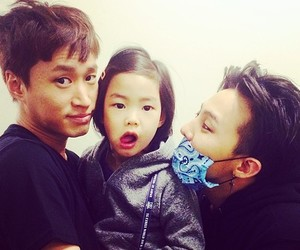 tablo, haru, and g-dragon image