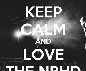 the neighbourhood, the nbhd, and keep calm image