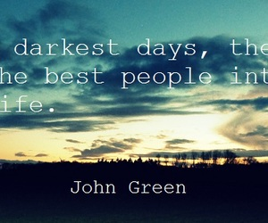 hold on, hope, and john green image