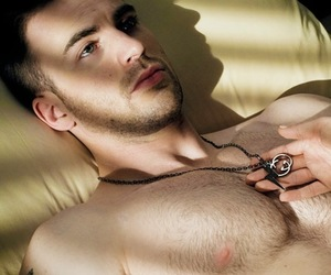 body, chris evans, and gucci image