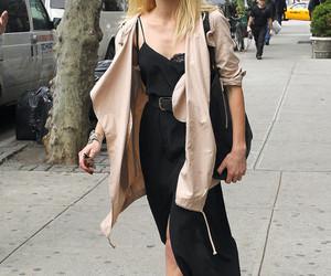 fashion, amber heard, and blonde image