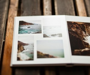 photography, sea, and memories image