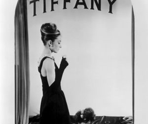 tiffany, audrey hepburn, and audrey image