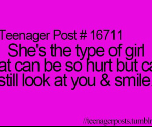 hurt and smile image
